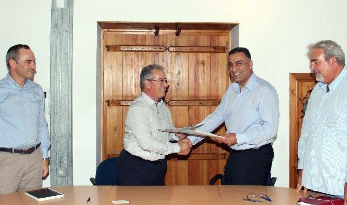 Πρωτόκολλο Συνεργασίας μεταξύ ΜΙΤΥ και ΕΤΕΚ