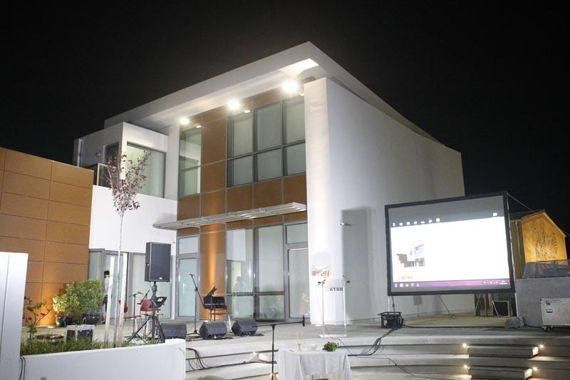 Ο Πρόεδρος Αναστασιάδης εγκαινίασε το Εκπαιδευτικό και Πολιτιστικό Κέντρο ΕΤΕΚ