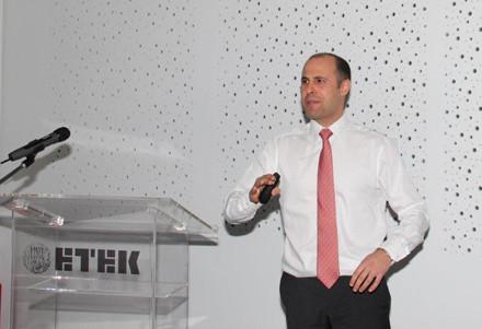 Η παρουσίαση του Δρα Γεώργιου Μούντη στην εκδήλωση του ΕΤΕΚ