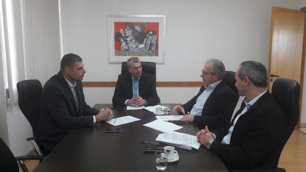 Κύκλο συναντήσεων με υποψηφίους για την Προεδρία της Δημοκρατίας ξεκίνησε το ΕΤΕΚ