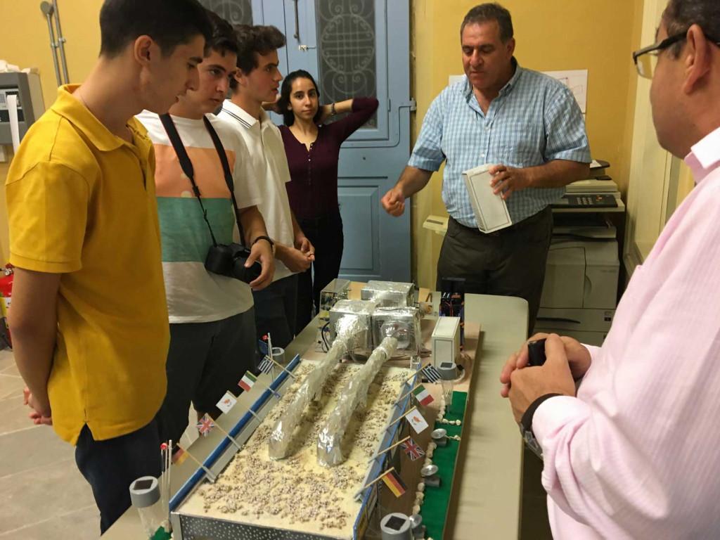 Λύκειο Αγ. Γεωργίου Λακατάμιας και Γυμνάσιο Πετράκη Κυπριανού πρώτευσαν στον διαγωνισμό