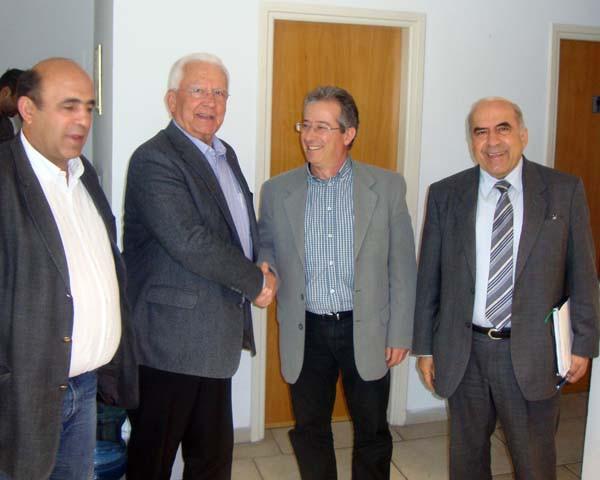 Συνάντηση ΕΤΕΚ – Κυπριακού Οργανισμού Τυποποίησης