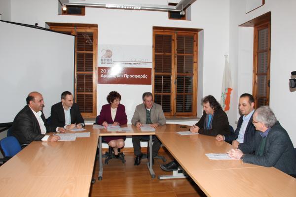 Νέες συναντήσεις ΕΤΕΚ με υποψήφιους για την Προεδρία